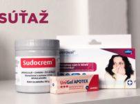 Súťaž o super balíček produktov od Vaša Lekáreň