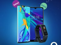 Súťaž o trojitú výhru – Huawei P30 Pro, Huawei Y6 2019 a Huawei Band 4
