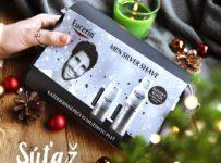Súťaž o vianočnú kazetu Eucerin Men Silver Shave