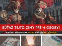 Súťaž o zájazd do Benátok na karneval