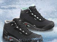 Súťaž s EXIsport o 2x turistickú zimnú obuv značky Salomon