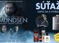 Súťaž s filmom Amundsen