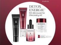 Súťažte o Detox Energia Discovery kit od Sothys