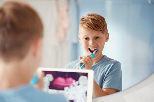 Súťažte o elektrickú sonickú zubnú kefku Philips Sonicare for Kids