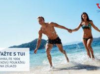 Súťažte s TUI ReiseCenter a vyhrajte darčekový poukaz v hodnote 100€