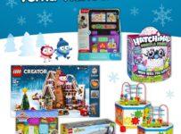 Veľká vianočná súťaž MALL Pre deti