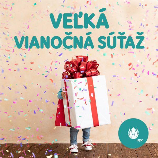 Veľká vianočná súťaž UPC   eSutaze.skUpc Horizon Go Sk