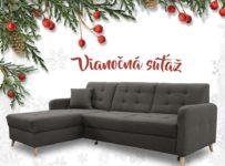 Vianočná súťaž o sedaciu súpravu v hodnote 399€
