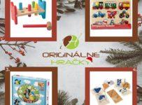 Vianočná súťaž o Originálne hračky