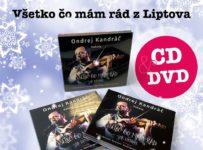 Vyhrajte CD&DVD Všetko čo mám rád