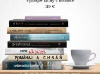 Vyhrajte knihy v hodnote 119 €