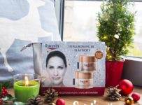 Vyhrajte vianočnú taštičku s Eucerin produktami z radu Hyaluron-Filer