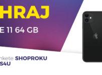 Hlasuj za FITNESS4U.sk v ankete ShopRoku 2019 a vyhraj Apple iPhone 11 64 GB
