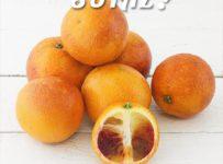 Súťaž o 5kg červených pomarančov