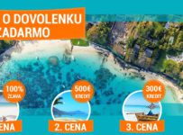 Súťaž o dovolenku na ostrove Maurícius