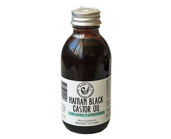Súťaž o haitský čierny ricínový olej