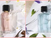 Súťaž o nové romantické vône Eclat od Oriflame