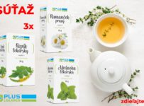 Súťaž o skvelé čaje na zimné obdobie od PLUS lekáreň