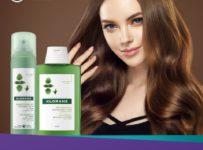 Súťaž o suchý a klasický šampón značky KLORANE