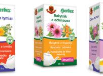 Súťaž o tri balíčky čajov Herbex