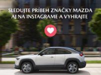 Vyhraj Mazda balíček plný prekvapenia