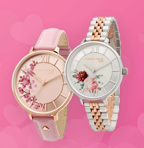 Vyhraj voucher v hodnote 100€ na nákup hodiniek JVD