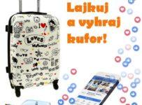 Jarná súťaž o cestovný kufor