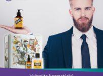 Súťaž o šampón, balzam a olej na bradu značky PRORASO