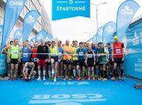 Súťaž o štartovné na ČSOB Bratislava Marathon
