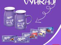 Súťaž o Milka set 2x hrnček, 5x čokoláda