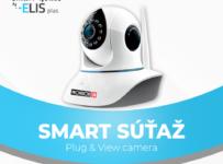Súťaž o Plug & View Security kameru