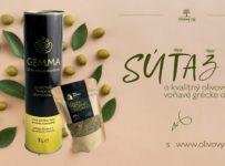 Súťaž o lahodný olivový olej a oregano priamo z Grécka