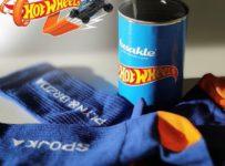 Súťaž o limitovanú edíciu Hot Wheels ponožiek značky Fusakle
