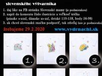 Súťaž o originálne tričká s ilustráciami slovenského výtvarníka