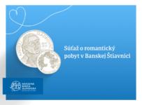 Súťaž o romantický pobyt v penzióne Gavalier v Banskej Štiavnici