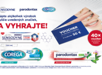 Súťaž o vouchery na dentálnu hygienu v hodnote 50 €