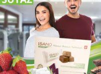 Vyhrajte kompletnú zdravú stravu na 7 dní od Isano.sk