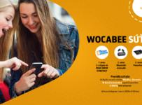 WocaBee súťaž o skipas, slúchadlá a powerbank