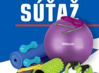 Súťaž o 2 balíčky s fitness pomôckami od Sportisimo