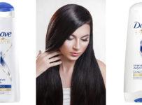 Súťaž o 3 balíčky vlasovej kozmetiky Dove Hair Intense Repair