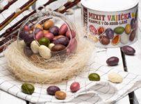 Súťaž o 3x balenie Mixit Veli-koko-nočných vajíčok