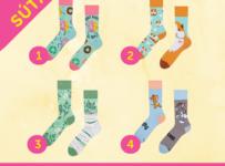 Súťaž o Veselé ponožky od Dedoles