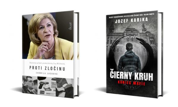 Súťaž o balíček dvoch slovenských kníh z vydavateľstva Ikar