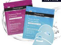 Súťaž o balíček pleťových masiek Neutrogena Radiance Boost