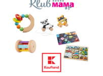 Súťaž o hračky Kidland® od spoločnosti Kaufland