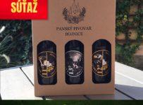 Súťaž o jeden z troch darčekových boxov od Panský pivovar Bojnice