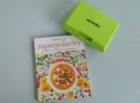 Súťaž o knihu Superpolievky a desiatovník s logom Varecha.sk