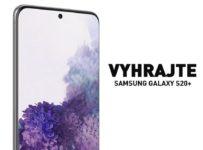 Súťaž o nový Samsung Galaxy S20