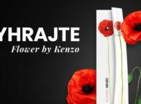 Súťaž o parfumovanú vodu Kenzo Flower by Kenzo