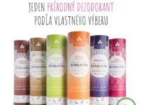 Súťaž o prírodné dezodoranty BEN&ANNA